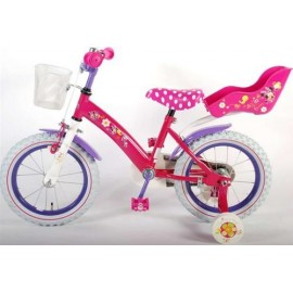 Bicicleta e&l minnie mouse 14