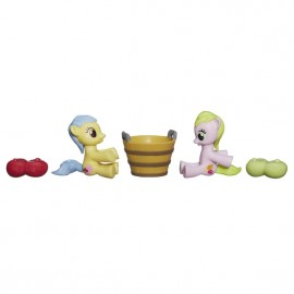 My little pony collectable fig+acc b2072