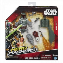 Figurina star wars hero mashers deluxe b3666