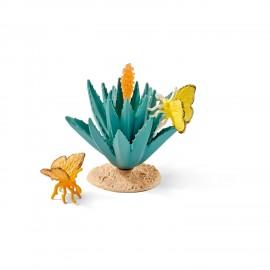 Set figurine schleich set de fluturi 42252