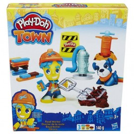 Play Doh town figurina si animalut