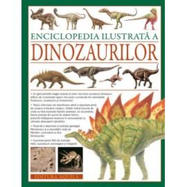 Enciclopedia ilustrata despre dinozauri