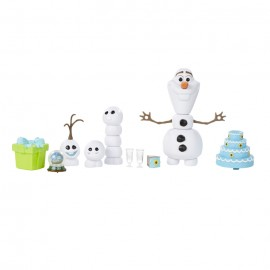 Olaf frozen forever