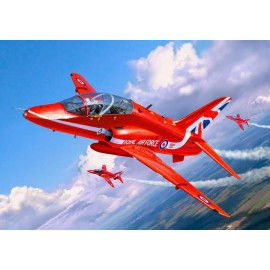 Macheta revell avion bae hawk t.1 red arrows 04921