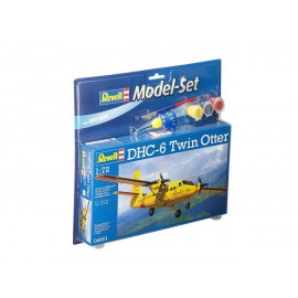 Model set dhc6 twin otter 64901