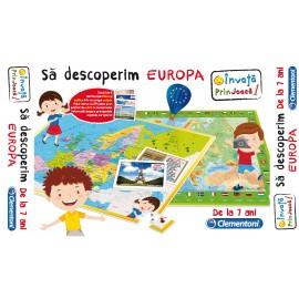 Joc educativ sa descoperim europa cl60438