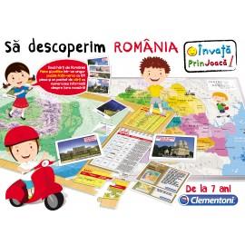 Joc educativ sa descoperim romania 60439