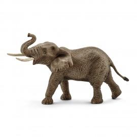 Mascul elefant african schleich 14762
