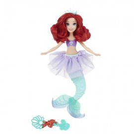 Disney princess joaca in apa ariel