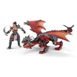 Luptator + dragon schleich70128