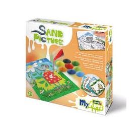 Set design cu nisip colorat revellrv30701