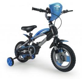 Bicicleta Elite Bike albastra INJ12001