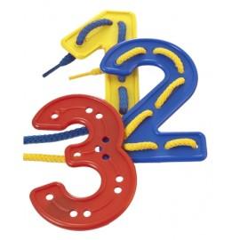 Set Scolar Numere de snuruit - Miniland