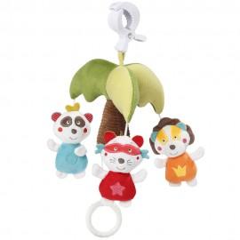Mini carusel muzical - palmier