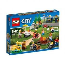 Distractie in parc - Oamenii orasului (60134)