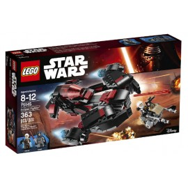 TIE Advanced al lui Vader contra A-Wing Starfighter (75150)