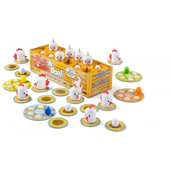 Joc de memorie Gainusele - Fat Brain Toys