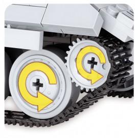Set de construit Hetzer, World of Tanks - Cobi