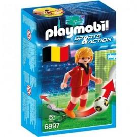 Fotbalist belgian