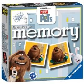 Joc mini memory - viata secreta a animalelor