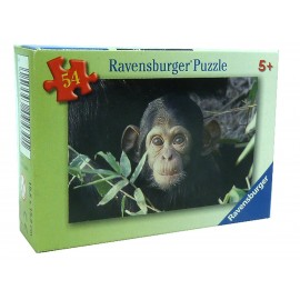 Minipuzzle animale 54 piese