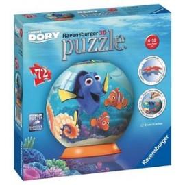 Puzzle 3d in cautarea lui dory 72 piese