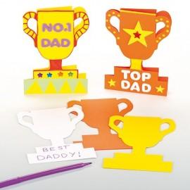 Felicitari de decorat Trofee - Baker Ross