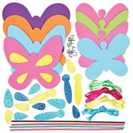 Baghete de decorat Fluturi - Baker Ross