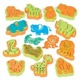 Stampile Animale din jungla - Baker Ross
