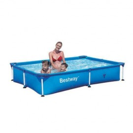 Piscina Splash Jr. (229 x 160 x 43 cm)