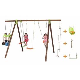 Complex de joaca - Bayo Plus pentru 6 copii
