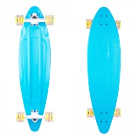 "Longboard Worker Pike 36"" cu roti iluminate"