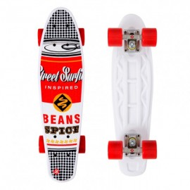Penny board Street Surfing Souper Black Dot