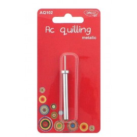 Ac quilling metalic