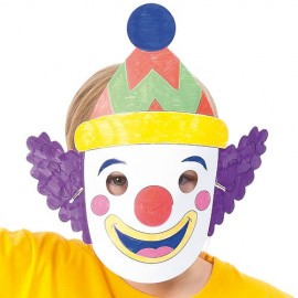 Masti La Circ pentru decorat - Baker Ross