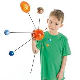 Kit sistemul solar de construit - Baker Ross