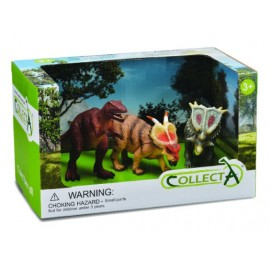 Set 3 figurine Dinozauri Collecta