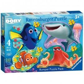 Puzzle in cautarea lui dory 10121416 piese