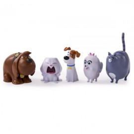 Set 5 figurine Singuri acasa Spin Master