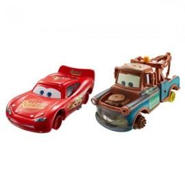 Fulger McQueen si Bucsa fara anvelope - Cars