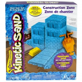 Nisip Kinetic - Set constructii 283g - Kinetic Sand