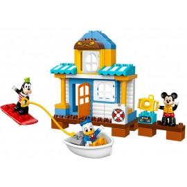 Casa de pe plaja a lui Mickey si prietenii (10827)