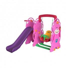 Centru de joaca 3 in 1 Ursulet Multicolor Million Baby
