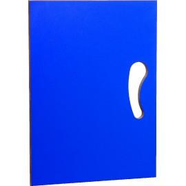 Usa albastra pentru dulapuri depozitare N si N2