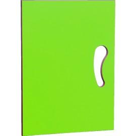 Usa verde deschis pentru dulapuri depozitare N si N2