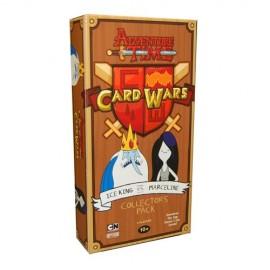 Joc de carti Adventure Time Wars: Ice King vs Marceline