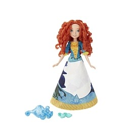 Disney princess roch  merida