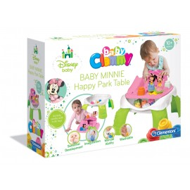 Clemmy baby  minnie happy park table clementoni cl14893