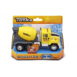 Camion cu betoniera - Tonka