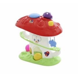 Ciupercuta vesela pentru bebelusi, Molto